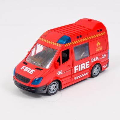 Микроавтобус для пожарных на радио управление, 368-8