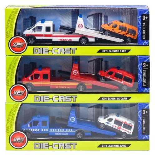 Эвакуатор в коробке, 889-324