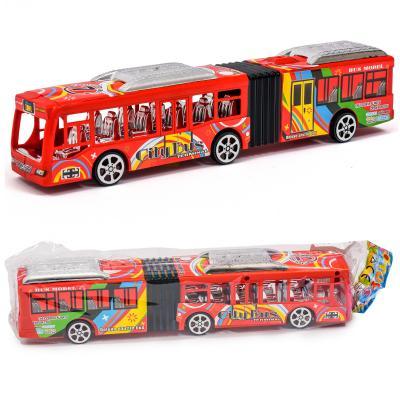 Автобус инерционный в кульке