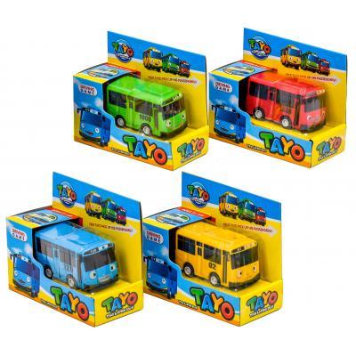 АвтобусTayo в коробочке