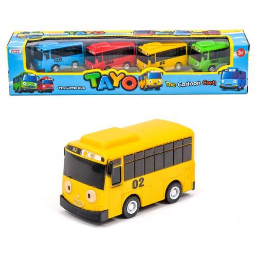 Автобус Tayo в наборе, 333-003