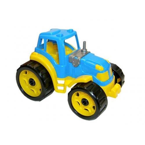 """Іграшка """"Трактор ТехноК 2"""", Техно 3800"""