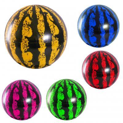 Мяч резиновый ассорти