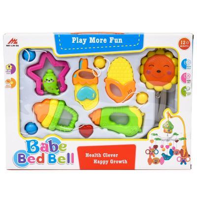 Карусель на кроватку, мобиль Baby Bed Bell
