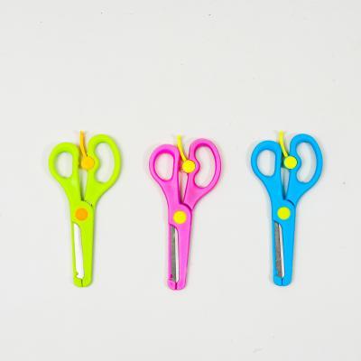 Ножницы со стопором и защитой, SAT-2012