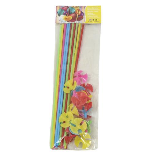 Палочки-держатели для воздушных шариков, SAT-60506