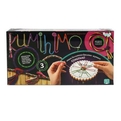 """Набор для плетения браслетов """"KUMIHIMO"""""""