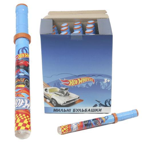 """Мыльные пузыри """"Hot Wheels"""", 160 мл (цена за штуку), KC-0065"""