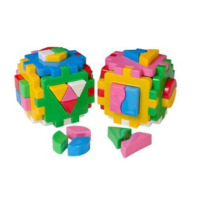 """Куб """"Умный малыш """"Логика"""""""