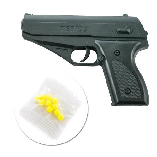 Пистолет, на пульках, P168