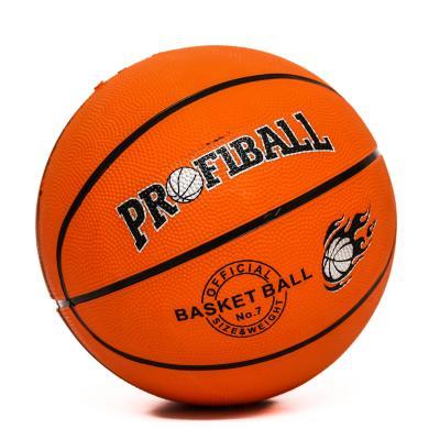 Мяч баскетбольный PROFIBALL VA-0001 (40шт) размер7