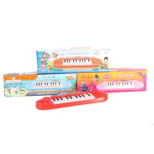 Пианино 6 видов в коробке, 17616-6889