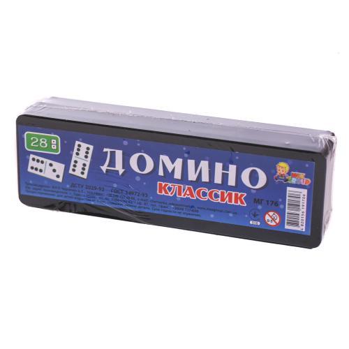 """Домино """"Класик"""", МГ 176"""