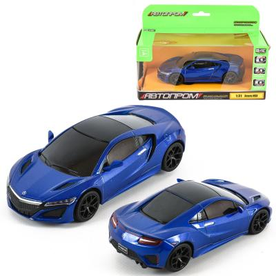 "Машина металл - пластик ""АВТОПРОМ"" Honda Acura NSX"