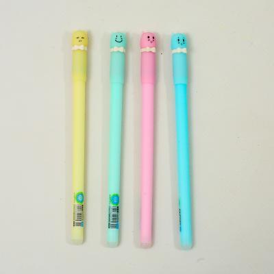Ручка AIHAO, пишет-стирает, масляная, синяя (цена за штуку), AH-4784