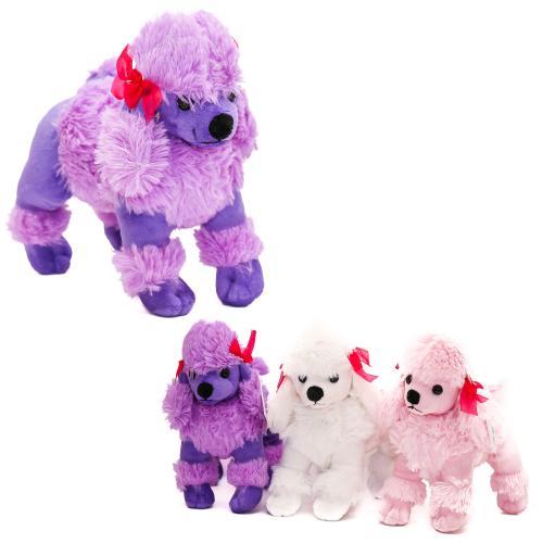 Мягкая игрушка MP 1403 (36шт) собачка, размер сред, MP 1403