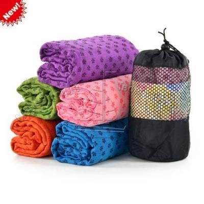 Йога-коврик в сумке
