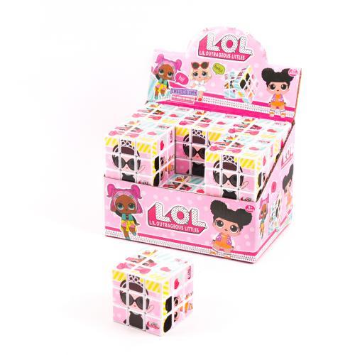 "Кубик рубика ""LOL"", 1802"