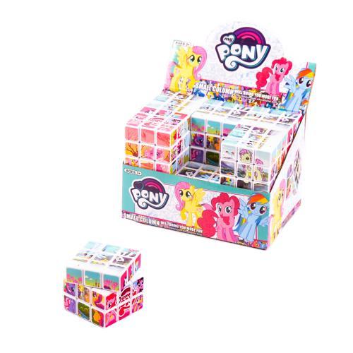 """Кубик рубика """"Pony"""", 1801-1"""