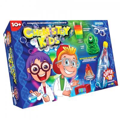 """Набор для проведения опытов """"Chemistry kids"""""""