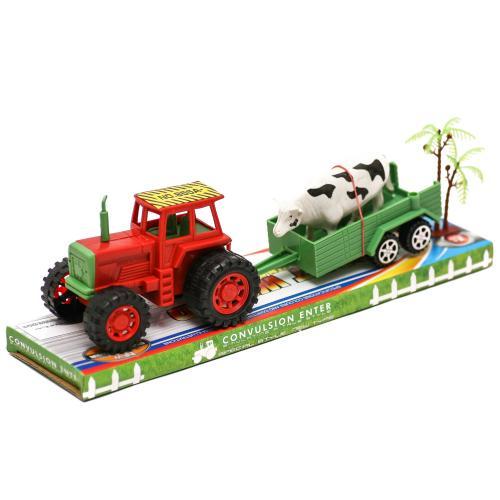 Трактор 855A-165B (96шт) инер-й, с прицепом, 25,5с, 855A-165B