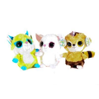 Мягкая игрушка животное, размер маленький, 17см, п