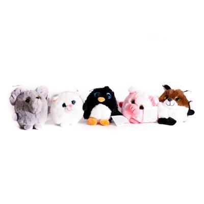 Мягкая игрушка животное, размер маленький, 10см, м