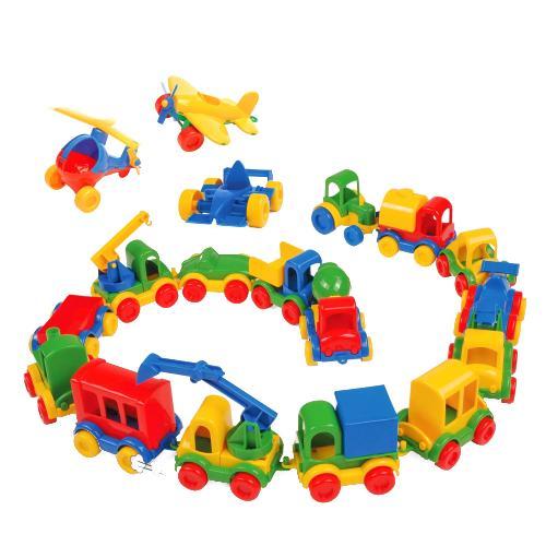 """Авто """"Kid cars""""(коробка), 39244"""