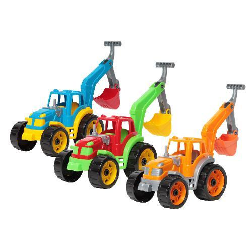 """Іграшка """"Трактор з ковшем ТехноК"""", Техно 3435"""