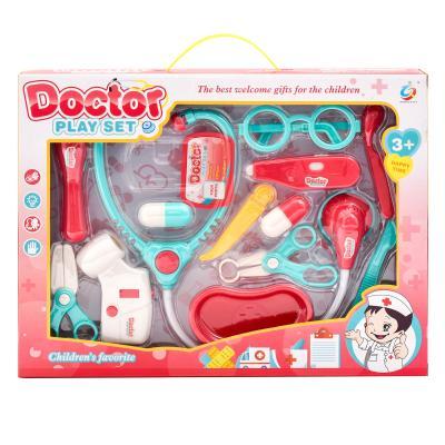 Доктор 999-5A (12шт) стетоскоп-пищалка, очки, мед.