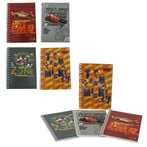 Блокнот А6, 48 листов (цена за штуку), TE12386