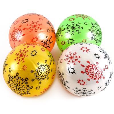 Мяч резиновый 22cm, 60 грамм, 4 цве
