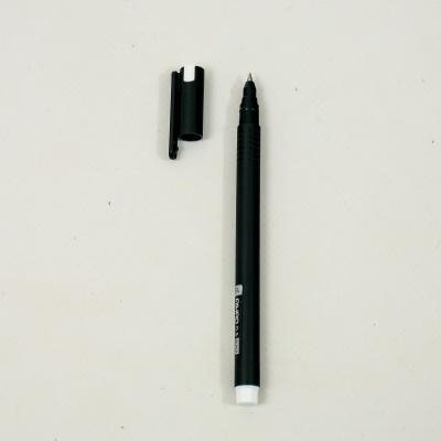 Ручка Gentel, гелевая, чёрная (цена за упаковку), AH-8620-2