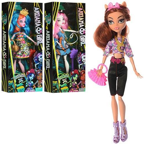 Кукла DH2148 (72шт) MH, 27см, шарнирная, сумочка, DH2148