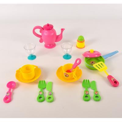 Набор детской посуды в кульке, 977A-D