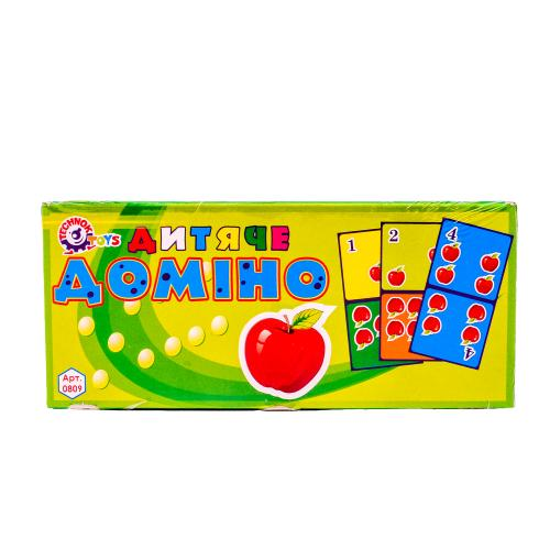 """Домино """"Детское"""", Техно 0809"""