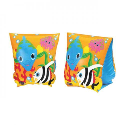 """Нарукавники """"Рыбки"""", 23х15 см, 58652"""