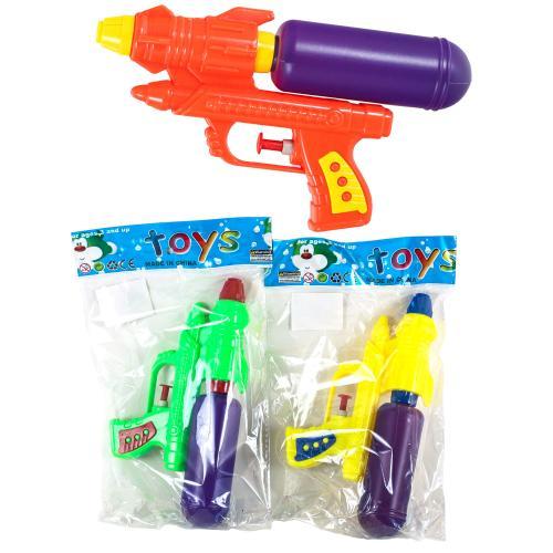 Водный пистолет 3 цвета, р-р игрушки, M65