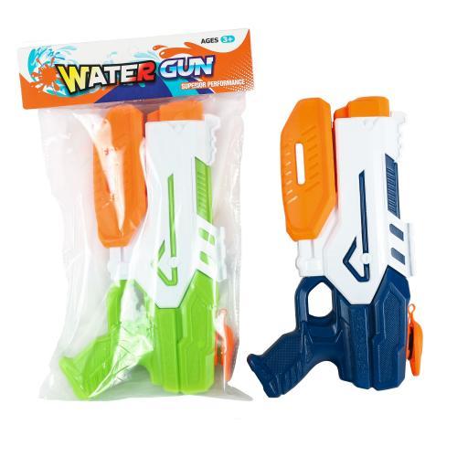 Водный пистолет с насосом, в пакете, XD12