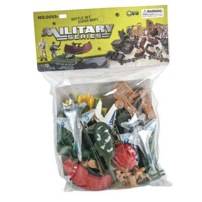 Военный набор в пакете 21*9.5см