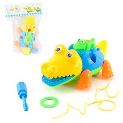 Крокодил-конструктор