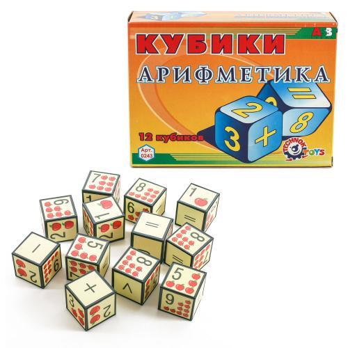 """Умный малюк """"Домик"""", Техно 0243"""