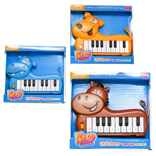 Пианино 889-2-4-5-6 (216шт) 19-14-3см, в виде живо, 889-2-4-5-6