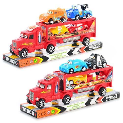 Трейлер ТЧ, инер-й, 4 машинки., 806-7-2