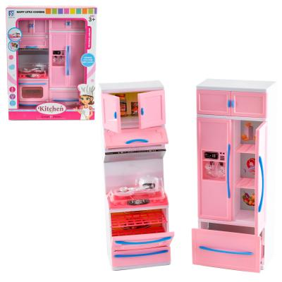Мебель (Шкафчики,плита,микроволновка)