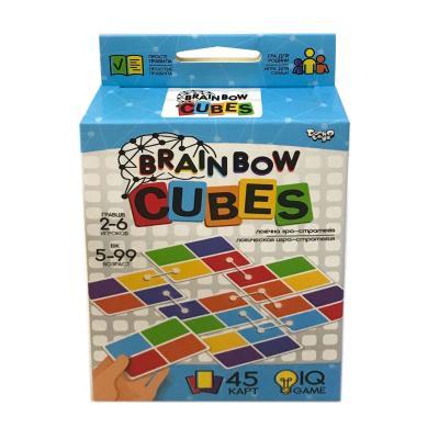 """Развлекательная игра """"Brainbow CUBES"""""""