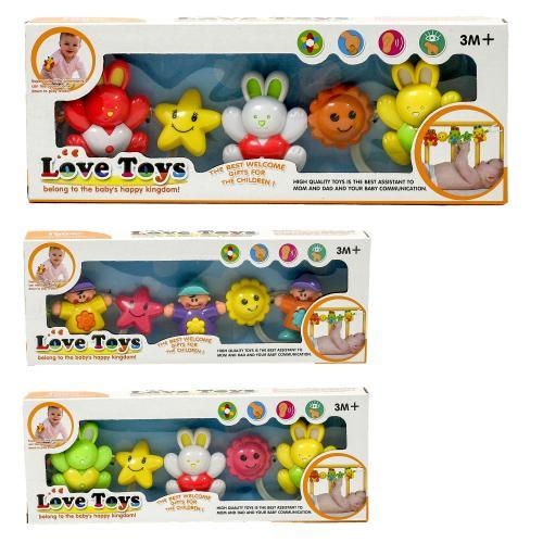 Погремушка на коляску Love Toys, 432ACDH