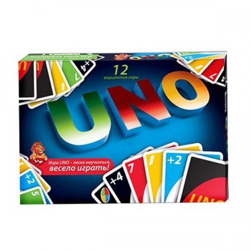 """Игра """"UNO"""", мал., ФР-00000112"""