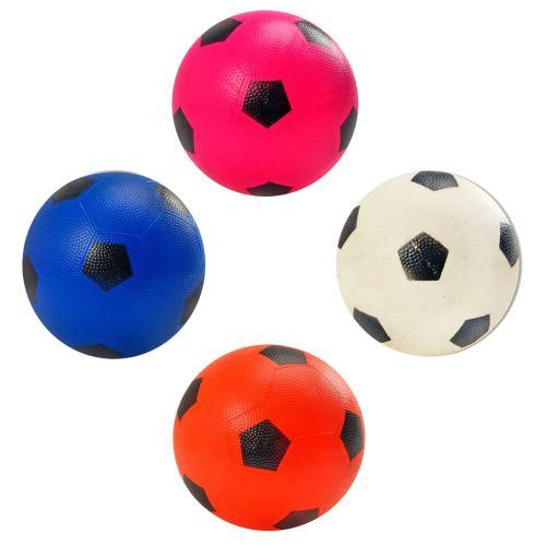 Мяч футбол FB0206 (50шт) 4 цвета, FB0206