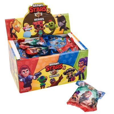 Фигурки героев BRAWL STARS в коробочке,дисплей 36